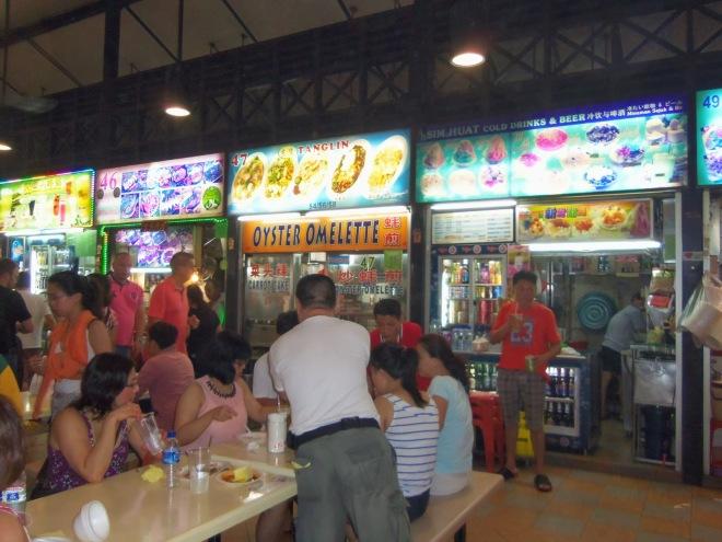SIN Newton Food Centre