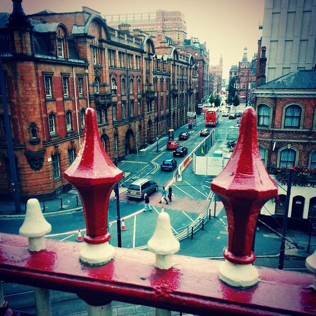 View from Piccadilly