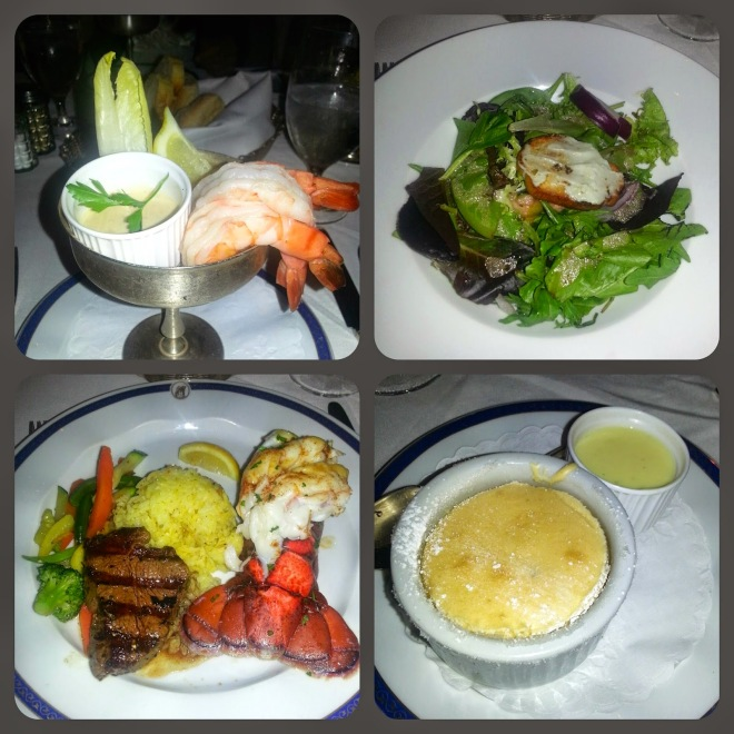 3 - fine dining